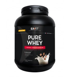 EA FIT Pure Whey Protein Cappucino 750 Grammes pas cher