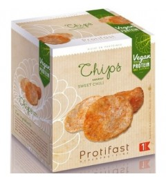 Protifast Chips Sweet Chili 2x30 Grammes