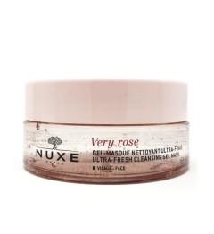 Nuxe Very Rose Gel Maque Nettoyant Ultra Frais 150Ml