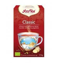 Yogi Tea Tisane Classic 17 Sachets