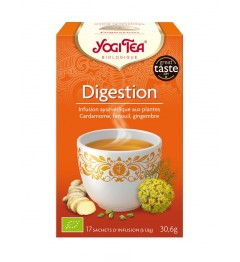 Yogi Tea Tisane Digestion 17 Sachets