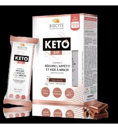 Biocyte Keto Barre Boite de 7 Barres