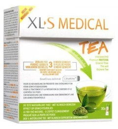 XL-S Medical Capteur de Graisses Solution Buvable Thé Matcha 90 Sachets