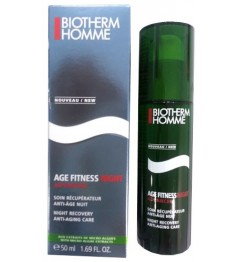 Biotherm Homme Age Fitness Nuit 50Ml pas cher