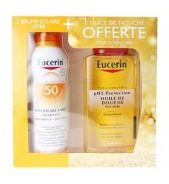 Eucerin Sun Protection SPF50 Brume Coffret