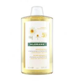 Klorane Shampoing Cheveux Blonds à la Camomille 400ml pas cher