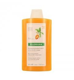 Klorane Shampoing Nutritif au Beurre de Mangue 400ml pas cher