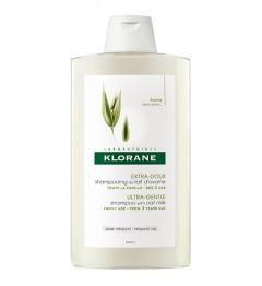 Klorane Shampoing Extra Doux au Lait d\'Avoine 400ml pas cher