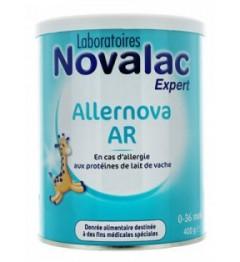 NOVALAC Allernova AR Expert Lait 0-36 Mois 400 G