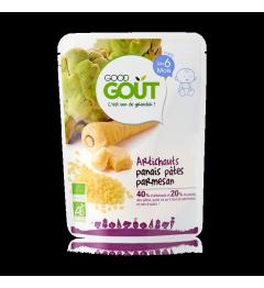 Good Gout Artichauts Panais Pates Parmesan 190 Grammes