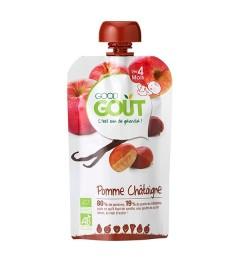 Good Gout Pomme Châtaigne Vanille 120 Grammes