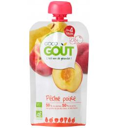 Good Gout Poire Pêche 120 Grammes