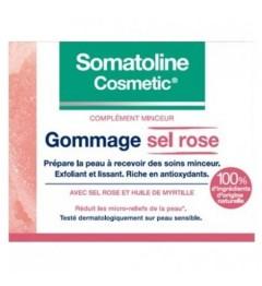 Somatoline Gommage Sel Rose 350 Grammes