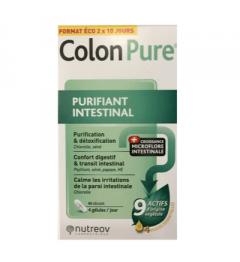 Colonpure Cure de 20 Jours 80 Gélules