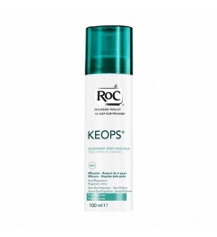 Roc Keops Déodorant Fraicheur Spray 100Ml