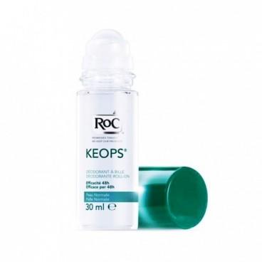 Roc Keops Déodorant Bille Sans Alcool 30Ml