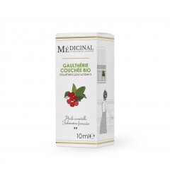 Medicinal Huile Essentielle Bio Gaultherie 10ml