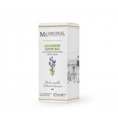 Medicinal Huile Essentielle Bio Lavandin Super 10Ml