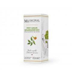 Medicinal Huile Essentielle Bio Petit Grain de Bigaradier 10Ml