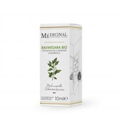 Medicinal Huile Essentielle Bio Ravinstara 10Ml