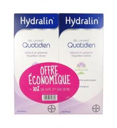 Hydralin Quotidien Solution Apaisante 2x400ml