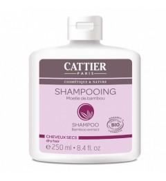 Cattier Shampooing Moelle de Bambou Cheveux Secs 250 ml