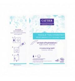 Cattier Masque tissu Hydratant 20ml