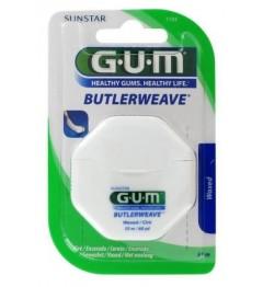 Butler GUM Fil Dentaire Ciré Butlerweave 1155 pas cher