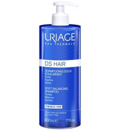 Uriage DS Hair Shampooing Doux Equilibrant 500Ml