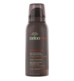 Nuxe Men Gel de Rasage Anti-Irritations 75ml pas cher pas cher