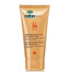 Nuxe Solaires SPF30 Crème Délicieuse Visage 50Ml pas cher