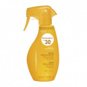 Bioderma Photoderm Bronz SPF30 Parfumé Spray 400Ml