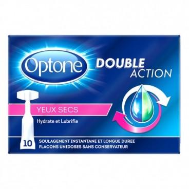 Optone Monodoses Yeux Secs 10 Unidoses
