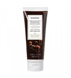 Korres Argan Après Shampooing Post Coloration 200Ml