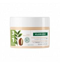 Klorane Masque 3 en 1 au Beurre de Cupuaçu 150Ml