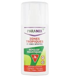 Paranix Répulsif Moustiques Zone Tropique et Zones Infestées Spray 90Ml