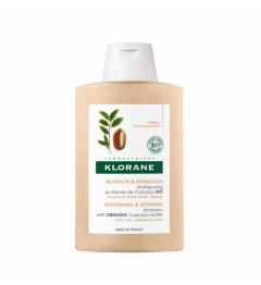 Klorane Shampooing au Beurre de Cupuaçu 400Ml