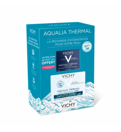 Vichy Aqualia Riche 50Ml et Aqualia Nuit 15Ml Offert