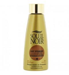 Soleil Noir Lait Vitaminé SPF4 150Ml pas cher pas cher