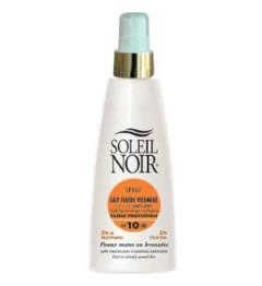Soleil Noir Lait Vitaminé SPF10 150Ml pas cher pas cher