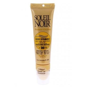 Soleil Noir Combi Stick Solaire SPF20 2G pas cher pas cher