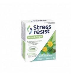 Sanofi Stress Resist 30 Comprimés