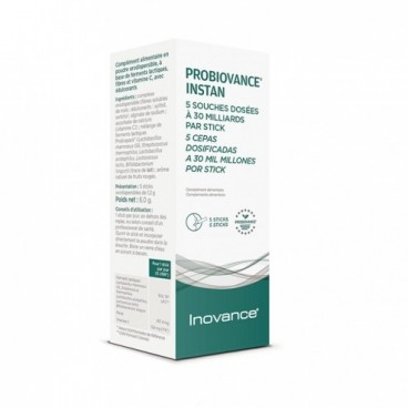 Ysonut Inovance Probiovance Insta 5 Sticks