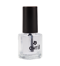 Avril Vernis à ongles 7ml 2 en 1 Base et Top Coat