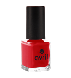 Avril Vernis à ongles 7ml Rouge Passion
