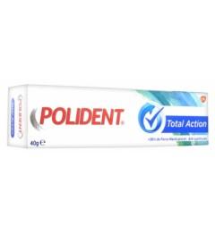 Polident Total Action Crème Fixative 40 Grammes