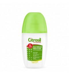 Citrosil Spray Nettoyant Mains Essence Citron 75Ml