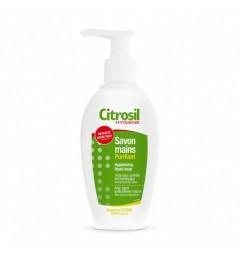Citrosil Gel Savon Liquide Mains Assainissant Essence Citron 250Ml