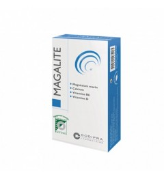 Codifra Magalite Gestion Du Stress 40 Capsules pas cher