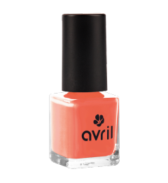 Avril Vernis à ongles 7ml Vert Corail